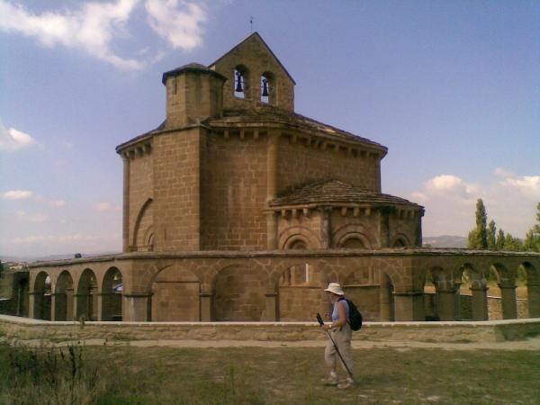 Church at Eunate