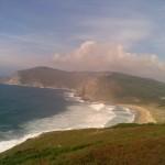 View of Praia do Mar do Fora