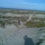 Beata at Rostro Beach
