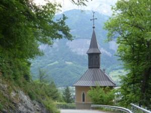 Chapelle de Levaud