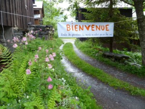 Bienvenue to Guylène's party