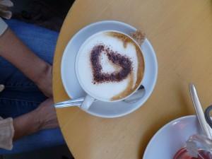 Latte art German Style