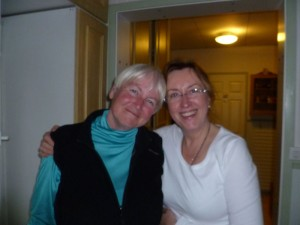 Me & Anna-Maija